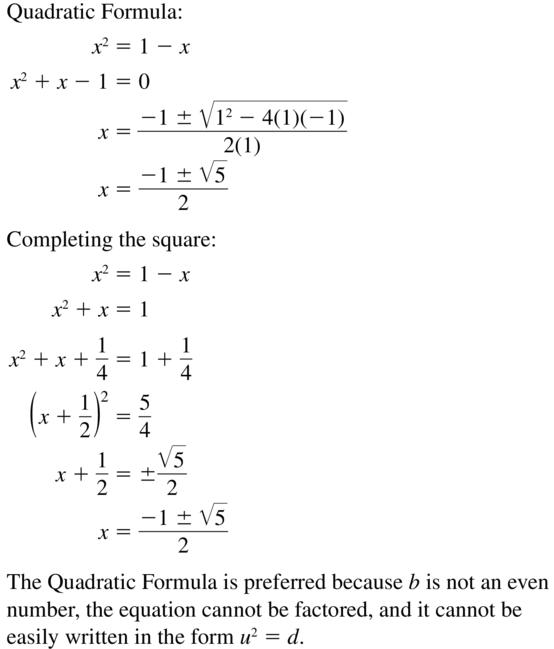 Big Ideas Math Answer Key Algebra 2 Chapter 3 Quadratic Equations and Complex Numbers 3.4 a 57