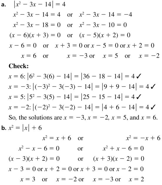 Big Ideas Math Answer Key Algebra 2 Chapter 3 Quadratic Equations and Complex Numbers 3.4 a 71.1