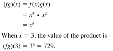 Big Ideas Math Answer Key Algebra 2 Chapter 6 Exponential and Logarithmic Functions 6.4 a 57