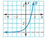 Big Ideas Math Answer Key Algebra 2 Chapter 6 Exponential and Logarithmic Functions q 2