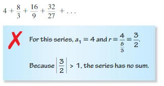 Big Ideas Math Answer Key Algebra 2 Chapter 8 Sequences and Series 8.4 4