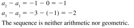 Big Ideas Math Answer Key Algebra 2 Chapter 8 Sequences and Series 8.4 a 35