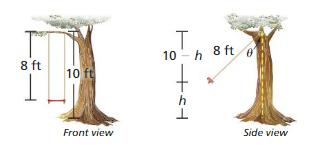 Big Ideas Math Answer Key Algebra 2 Chapter 9 Trigonometric Ratios and Functions 9.4 16
