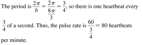 Big Ideas Math Answer Key Algebra 2 Chapter 9 Trigonometric Ratios and Functions 9.4 a 67