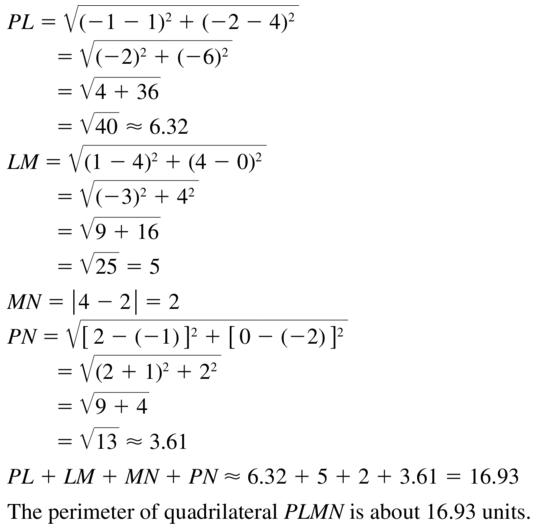 Big Ideas Math Answer Key Geometry Chapter 1 Basics of Geometry 1.4 a 11