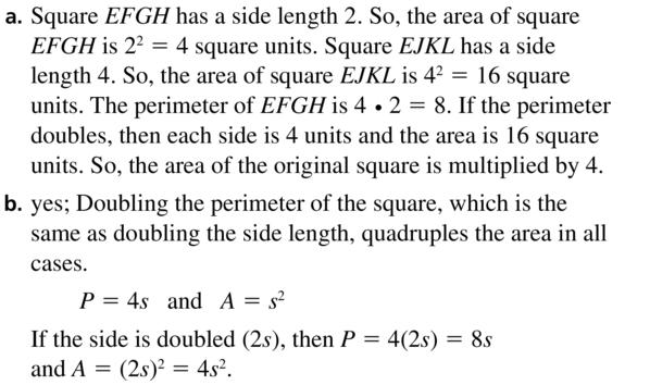 Big Ideas Math Answer Key Geometry Chapter 1 Basics of Geometry 1.4 a 29
