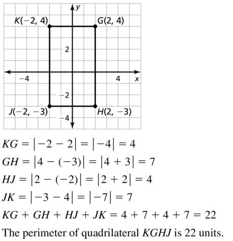 Big Ideas Math Answer Key Geometry Chapter 1 Basics of Geometry 1.4 a 7