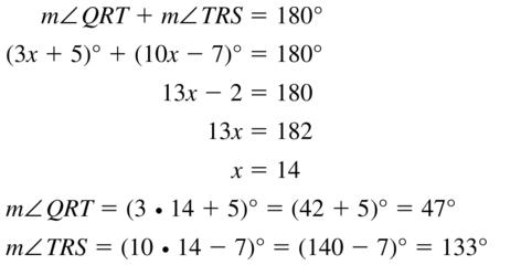 Big Ideas Math Answer Key Geometry Chapter 1 Basics of Geometry 1.6 a 11