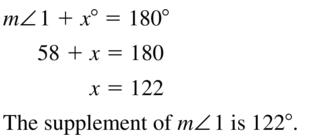 Big Ideas Math Answer Key Geometry Chapter 1 Basics of Geometry 1.6 a 25