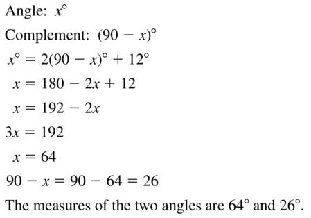 Big Ideas Math Answer Key Geometry Chapter 1 Basics of Geometry 1.6 a 33