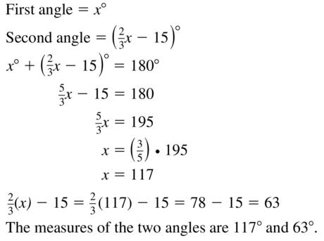 Big Ideas Math Answer Key Geometry Chapter 1 Basics of Geometry 1.6 a 35