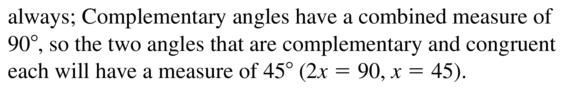 Big Ideas Math Answer Key Geometry Chapter 1 Basics of Geometry 1.6 a 41