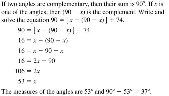 Big Ideas Math Answer Key Geometry Chapter 1 Basics of Geometry 1.6 a 51