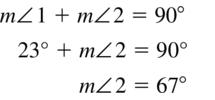 Big Ideas Math Answer Key Geometry Chapter 1 Basics of Geometry 1.6 a 7