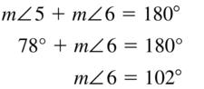 Big Ideas Math Answer Key Geometry Chapter 1 Basics of Geometry 1.6 a 9