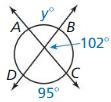 Big Ideas Math Answer Key Geometry Chapter 10 Circles 167