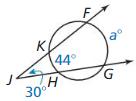 Big Ideas Math Answer Key Geometry Chapter 10 Circles 168