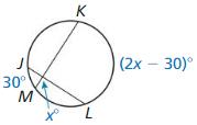 Big Ideas Math Answer Key Geometry Chapter 10 Circles 179