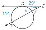 Big Ideas Math Answer Key Geometry Chapter 10 Circles 180