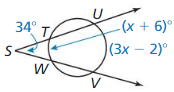 Big Ideas Math Answer Key Geometry Chapter 10 Circles 181