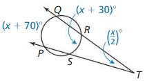 Big Ideas Math Answer Key Geometry Chapter 10 Circles 182