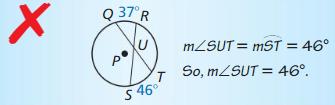Big Ideas Math Answer Key Geometry Chapter 10 Circles 186