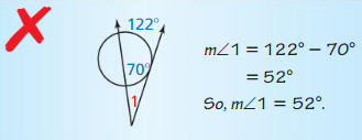 Big Ideas Math Answer Key Geometry Chapter 10 Circles 187