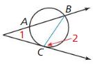 Big Ideas Math Answer Key Geometry Chapter 10 Circles 204