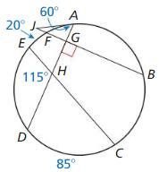 Big Ideas Math Answer Key Geometry Chapter 10 Circles 206