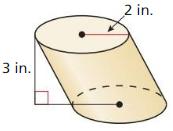 Big Ideas Math Answer Key Geometry Chapter 11 Circumference, Area, and Volume 158