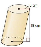 Big Ideas Math Answer Key Geometry Chapter 11 Circumference, Area, and Volume 159