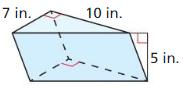 Big Ideas Math Answer Key Geometry Chapter 11 Circumference, Area, and Volume 167