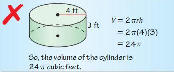 Big Ideas Math Answer Key Geometry Chapter 11 Circumference, Area, and Volume 175