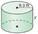 Big Ideas Math Answer Key Geometry Chapter 11 Circumference, Area, and Volume 181