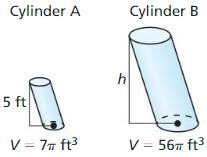 Big Ideas Math Answer Key Geometry Chapter 11 Circumference, Area, and Volume 186