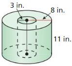 Big Ideas Math Answer Key Geometry Chapter 11 Circumference, Area, and Volume 189