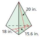 Big Ideas Math Answer Key Geometry Chapter 11 Circumference, Area, and Volume 206