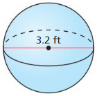 Big Ideas Math Answer Key Geometry Chapter 11 Circumference, Area, and Volume 332