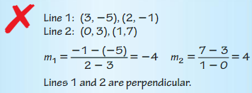 Big Ideas Math Answer Key Geometry Chapter 3 Parallel and Perpendicular Lines 164