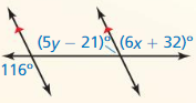 Big Ideas Math Answer Key Geometry Chapter 3 Parallel and Perpendicular Lines 179