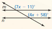 Big Ideas Math Answer Key Geometry Chapter 3 Parallel and Perpendicular Lines 183
