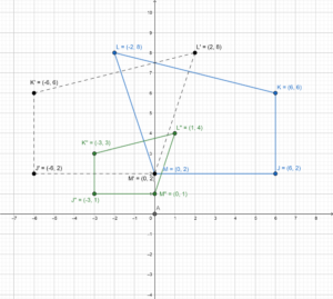 Big Ideas Math Answer Key Geometry Chapter 4 Transformations img_34