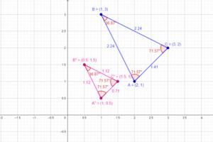 Big Ideas Math Answer Key Geometry Chapter 4 Transformations img_41