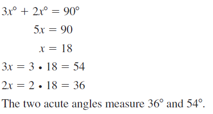 Big Ideas Math Answer Key Geometry Chapter 5 Congruent Triangles 5.1 a 19