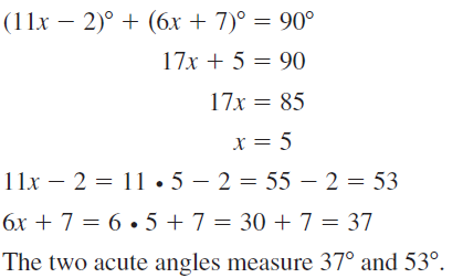 Big Ideas Math Answer Key Geometry Chapter 5 Congruent Triangles 5.1 a 21