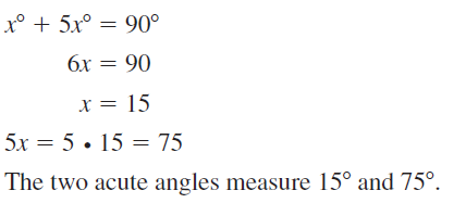 Big Ideas Math Answer Key Geometry Chapter 5 Congruent Triangles 5.1 a 23