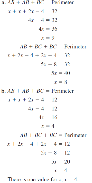 Big Ideas Math Answer Key Geometry Chapter 5 Congruent Triangles 5.1 a 45