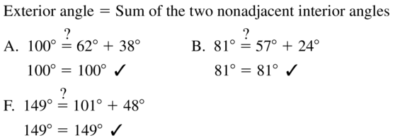 Big Ideas Math Answer Key Geometry Chapter 5 Congruent Triangles 5.1 a 47
