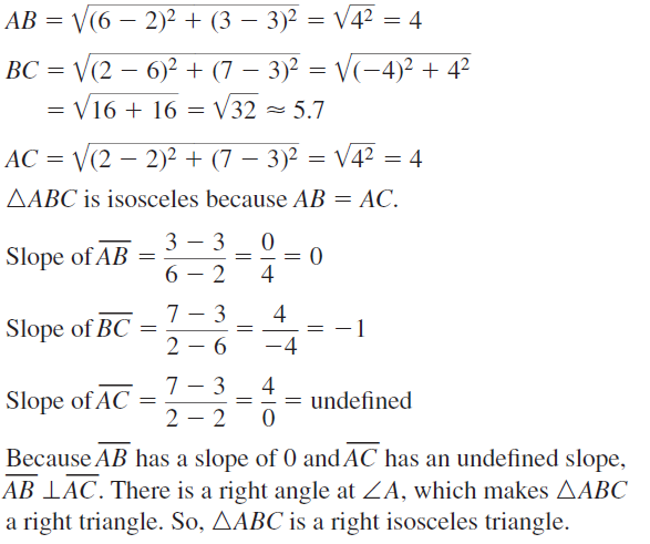 Big Ideas Math Answer Key Geometry Chapter 5 Congruent Triangles 5.1 a 7
