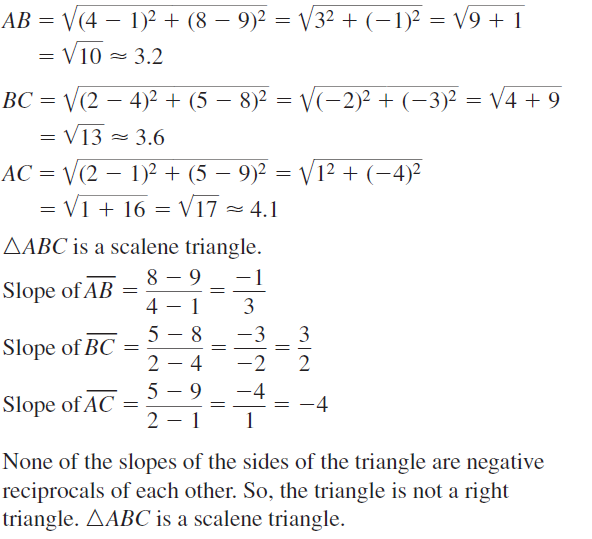 Big Ideas Math Answer Key Geometry Chapter 5 Congruent Triangles 5.1 a 9